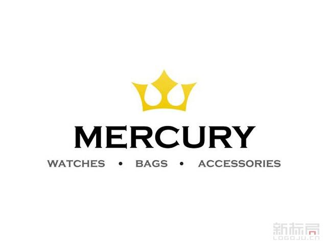 MERCURY标志logo