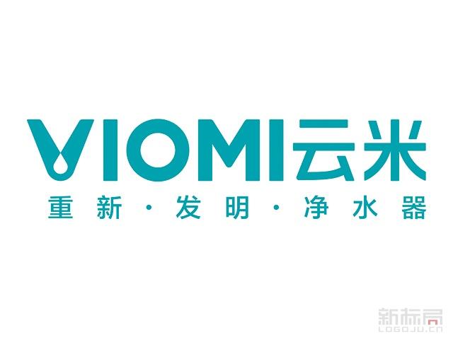 VIOMI云米电器科技标志logo