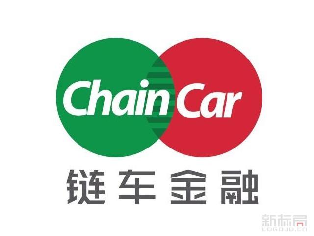 链车金服汽车全产业链金融服务平台标志logo
