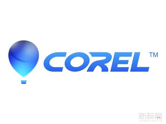corel软件公司标志logo