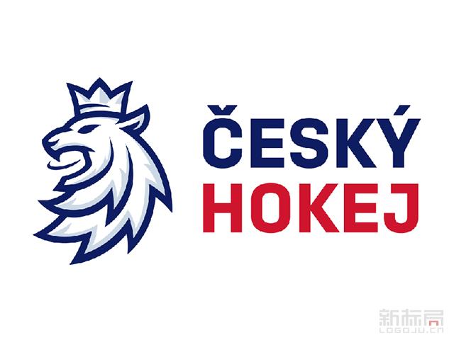 捷克冰球协会标志logo