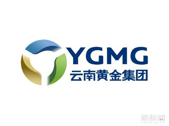 云南黄金集团YGMG标志logo