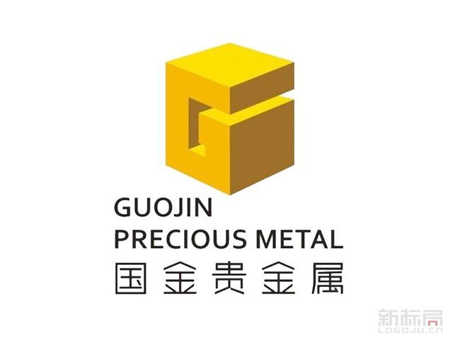 国金贵金属标志logo