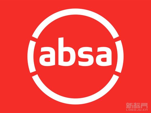 南非联合银行集团ABSA新标志logo