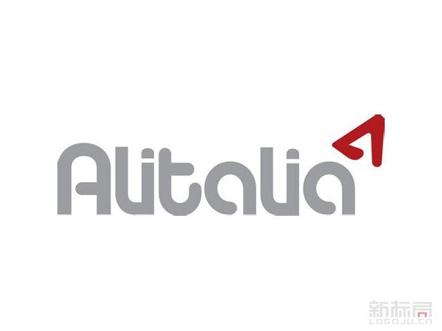 Alitalia标志logo