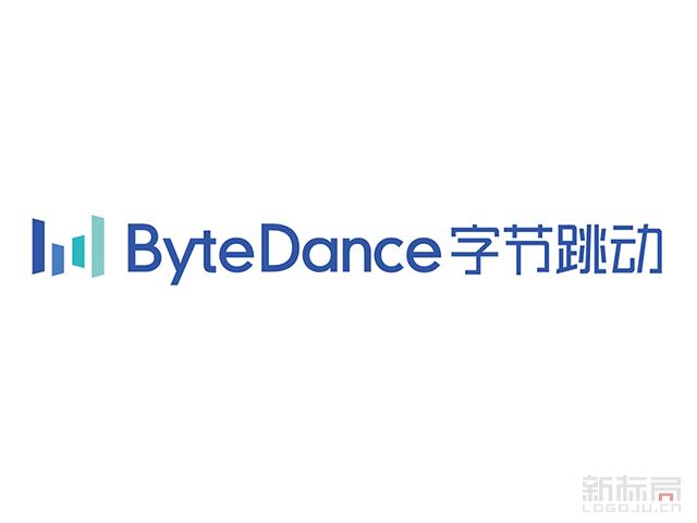北京字节跳动科技bytedance新标志logo