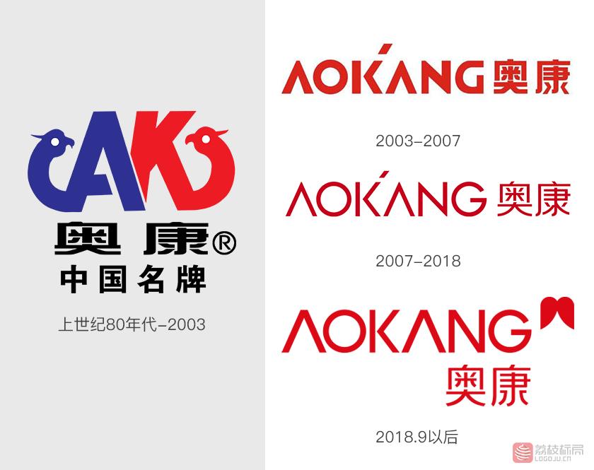 温州奥康鞋业集团新标志logo