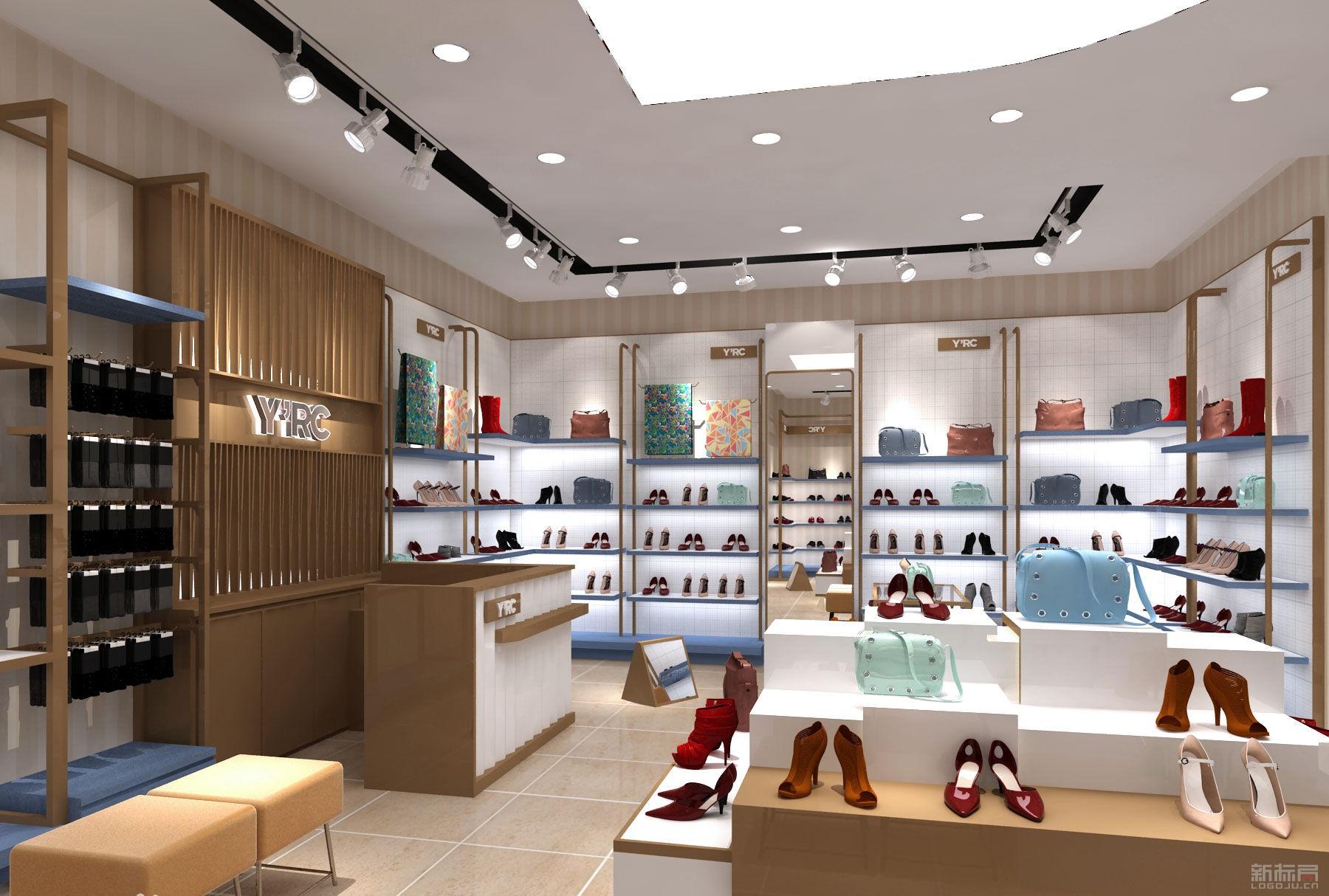YRC快时尚鞋包设计师品牌标志logo