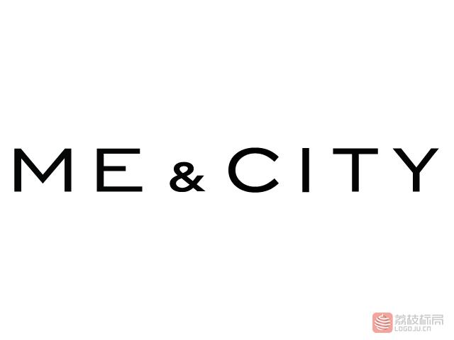 高端城市服装品牌me&city新标志logo
