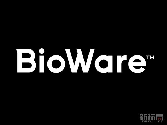 游戏开发公司BioWare标志logo