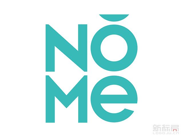 NOME诺米家居标志logo