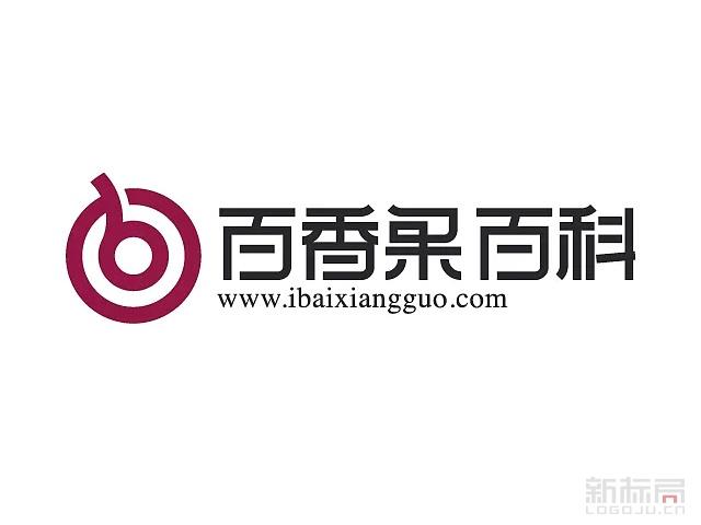百香果百科标志logo