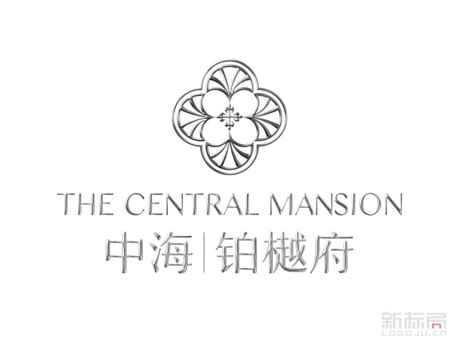 中海铂樾府楼盘标志logo