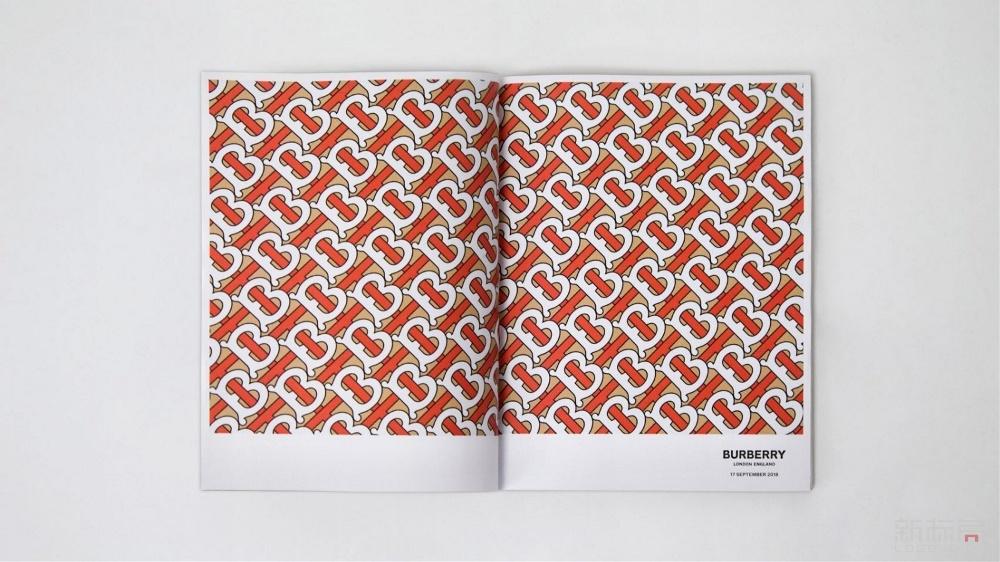 英国奢侈品牌巴宝莉Burberry新标志logo字体