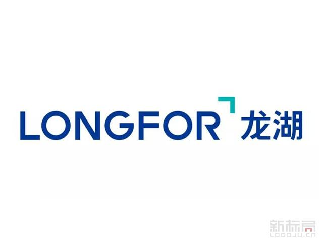 龙湖地产25周年全新标志logo