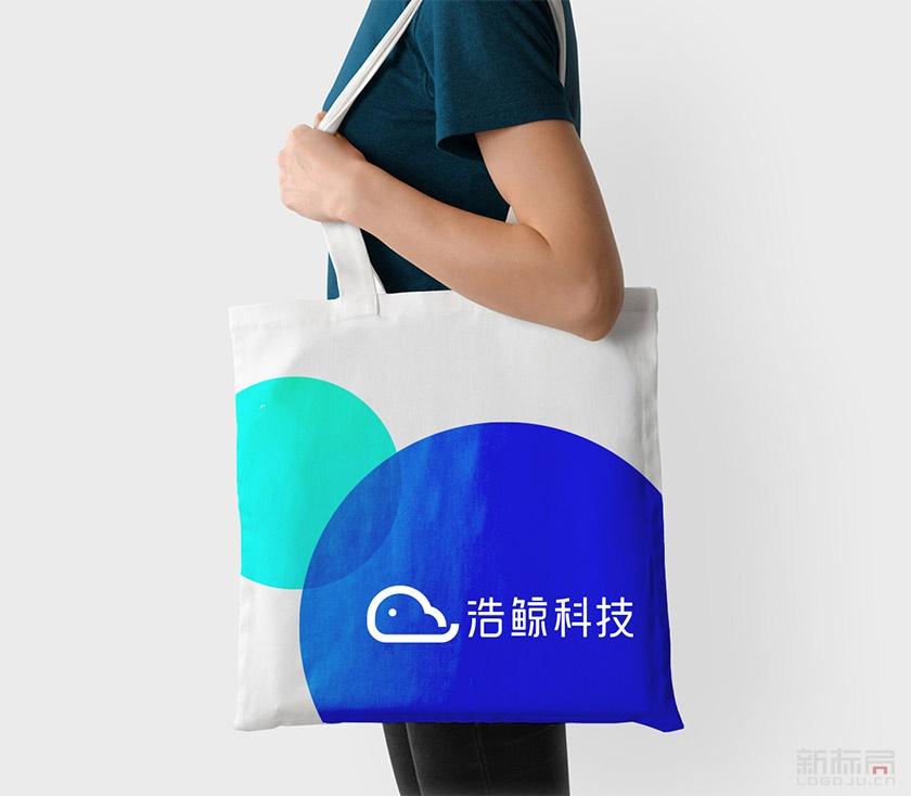浩鲸科技新标志logo