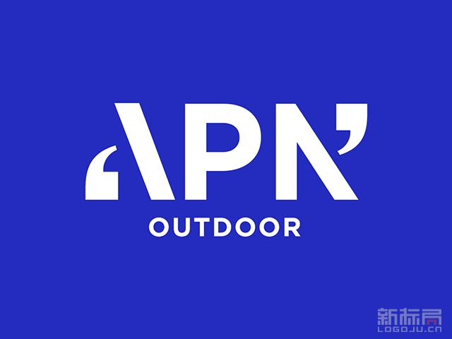 APN Outdoor澳大利亚最大室外广告运营商标志logo