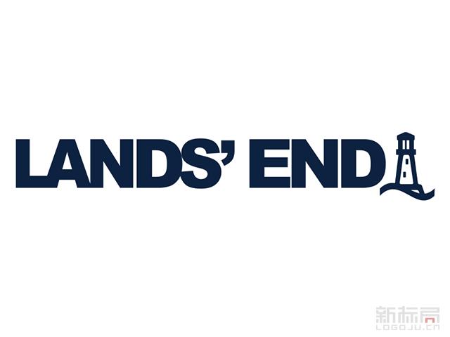 Lands' End时尚品牌标志logo