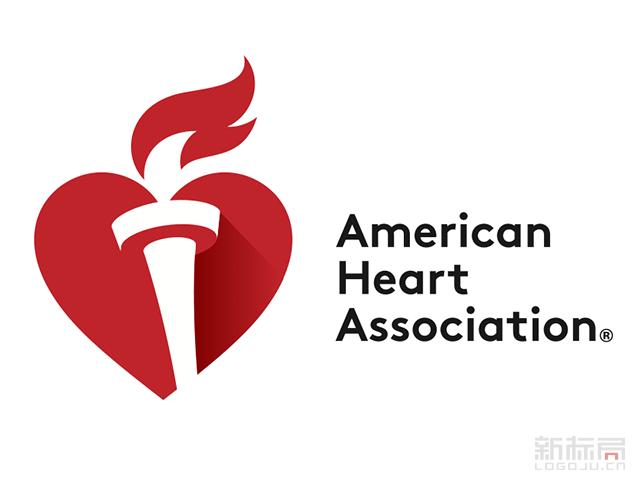美国心脏协会American Heart Association标志logo