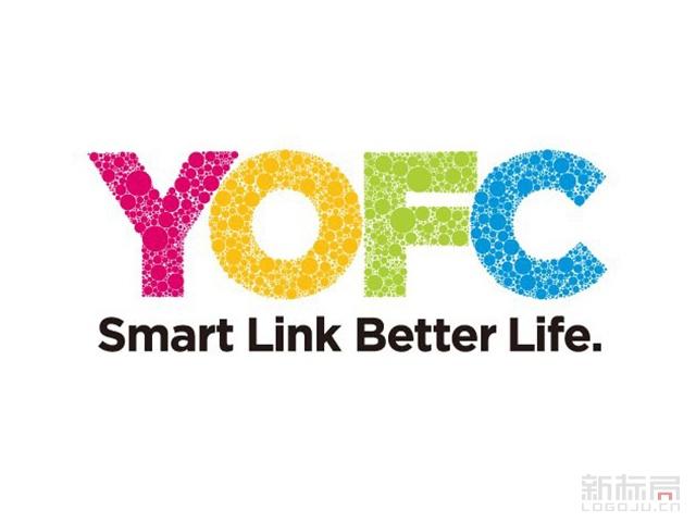 YOFC长飞公司标志logo