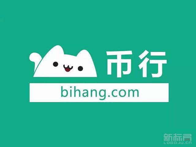 币行数字资产交易平台标志logo