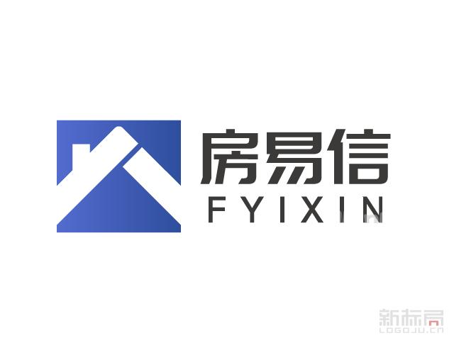 房易信金融科技app标志logo