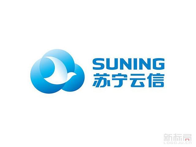 苏宁云信标志logo