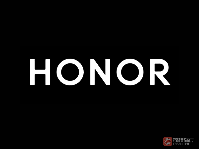 华为荣耀HONOR标志logo