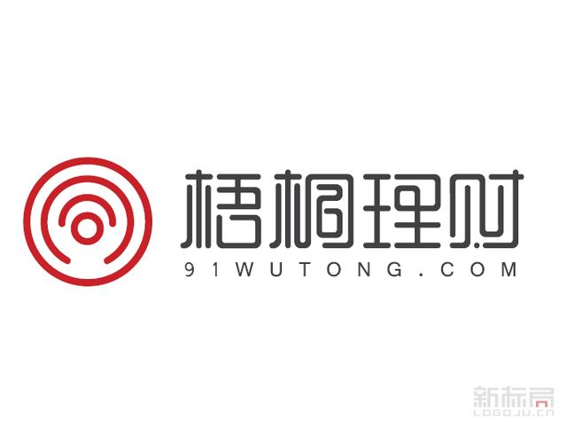 互联网投资平台梧桐理财标志logo