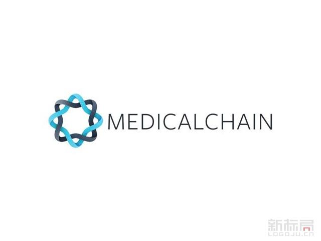 meidicalchain标志logo