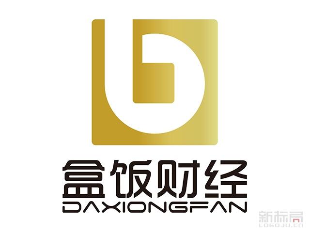 盒饭财经标志logo