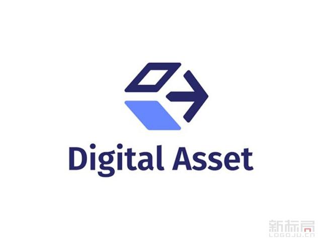 数字资产控股公司Digital Asset标志logo