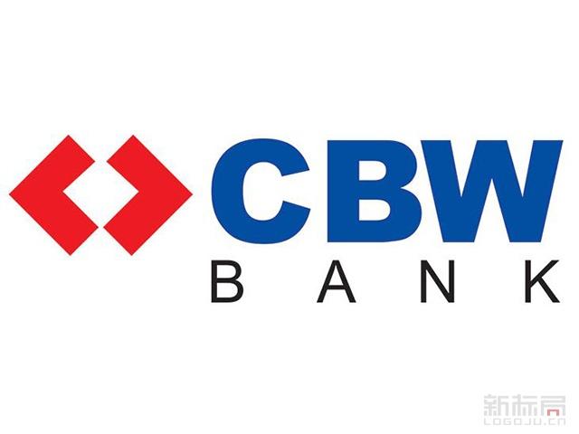 美国CBWbank银行标志logo