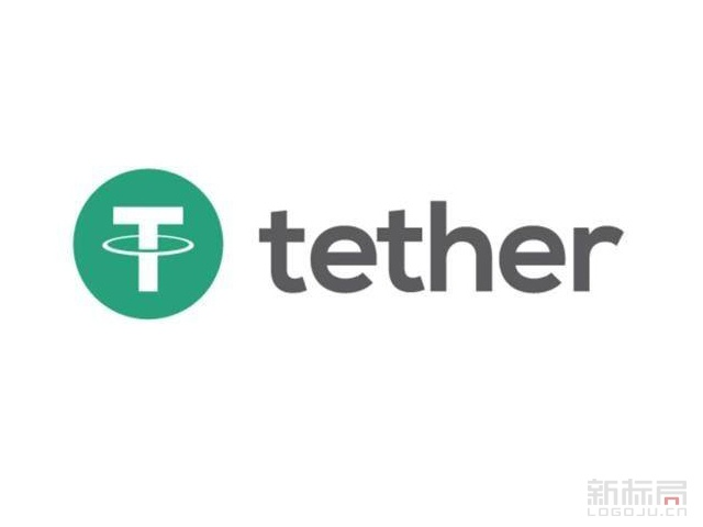 加密货币tether标志logo