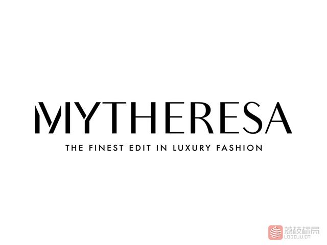 德国知名奢侈品电商平台Mytheresa标志logo