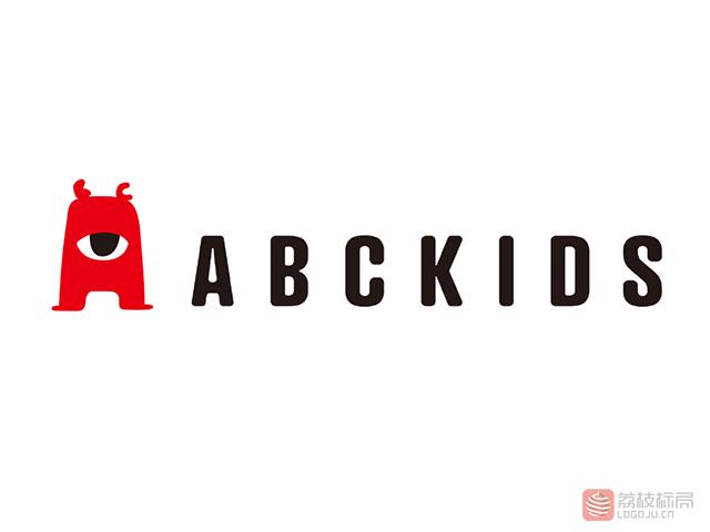 儿童鞋服品牌ABCKIDS新标志logo
