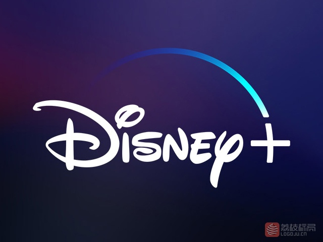 迪士尼流媒体平台Disney+标志logo
