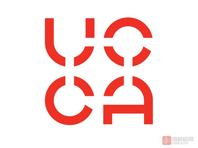 北京尤伦斯当代艺术中心UCCA新标志logo