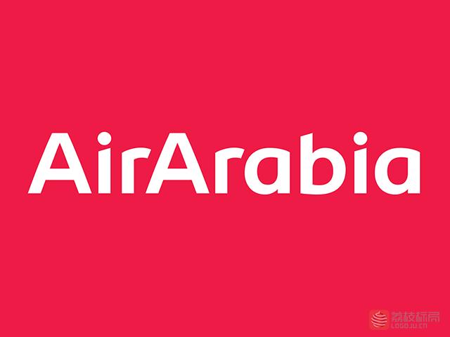 阿拉伯航空AirArabia新标志logo