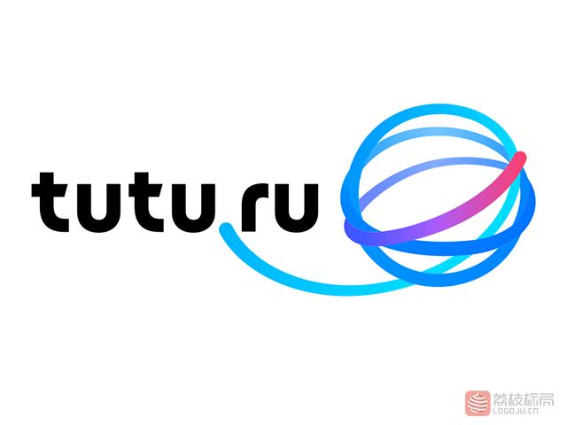 俄罗斯旅游网站Tutu.ru新标志logo