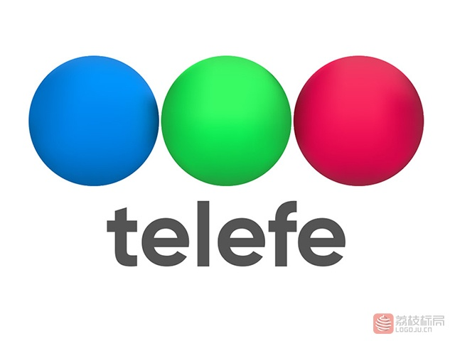 南美联合电视台Telefe新标志logo