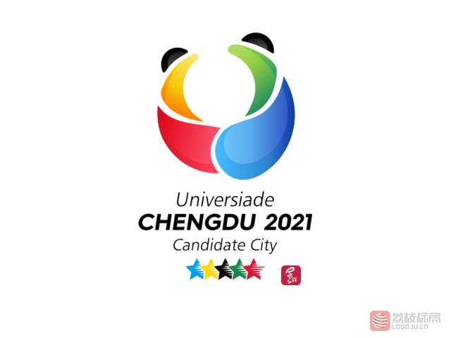 成都2021年第31届世界大学生夏季运动会会徽标志logo