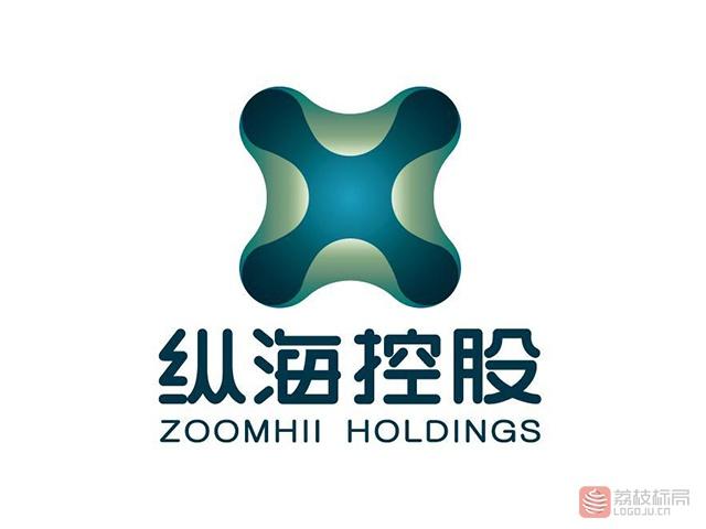 深圳纵海控股标志logo