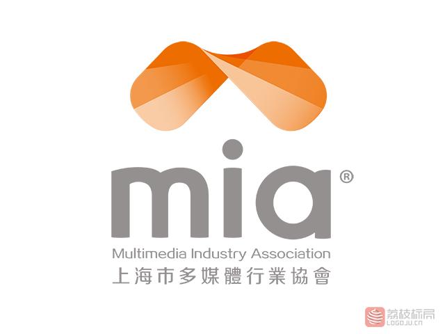 上海市多媒体行业协会会徽标志logo