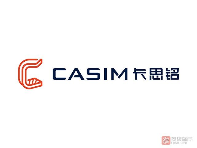 CASIM卡思铭科技标志logo