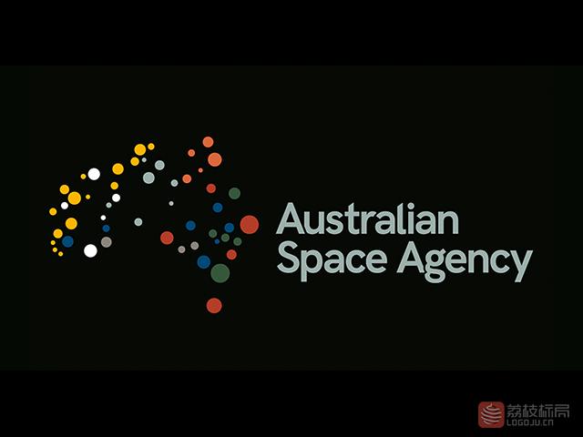 澳大利亚航天局新标志logo