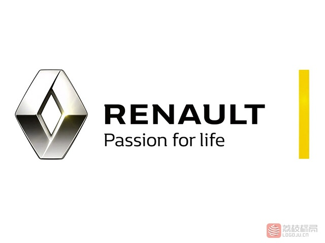 雷诺汽车Renault新标志LOGO和口号
