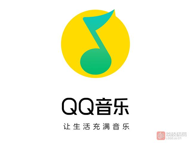 QQ音乐新标志logo