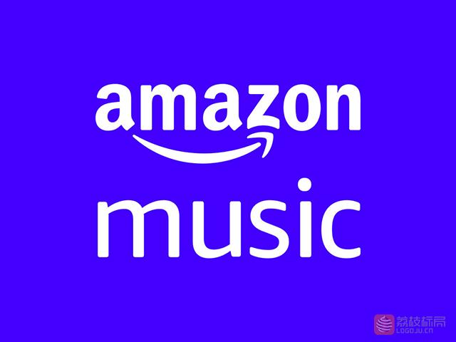 亚马逊音乐Amazon Music新标志logo