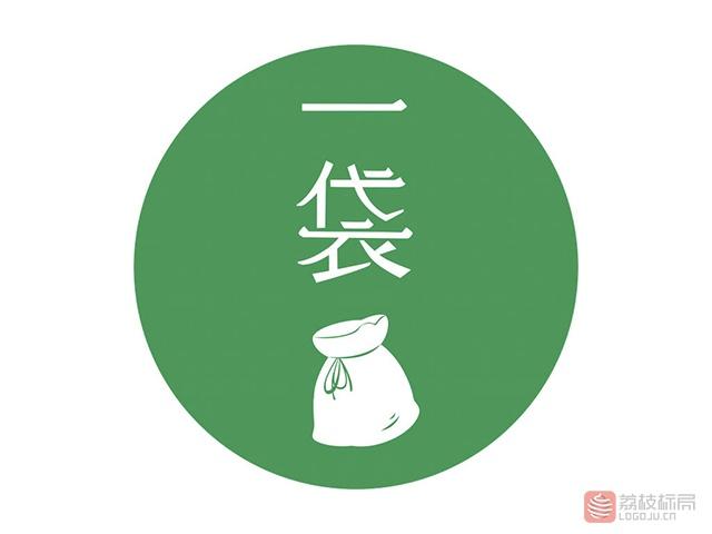 一袋标志logo